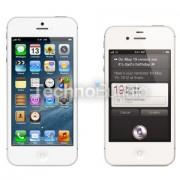 iPhone 5: Neues, realistisches Mockup auf Basis der Schemazeichnung (iPhone 4S rechts)