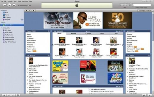 iTunes Store Musik und Filme in 12 weiteren asiatischen Ländern