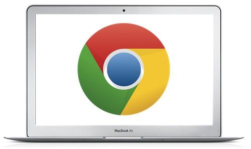 Google Chrome lässt neue MacBooks abstürzen