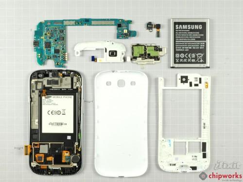 Galaxy S3: iPhone-4S-Kamerasensor entdeckt