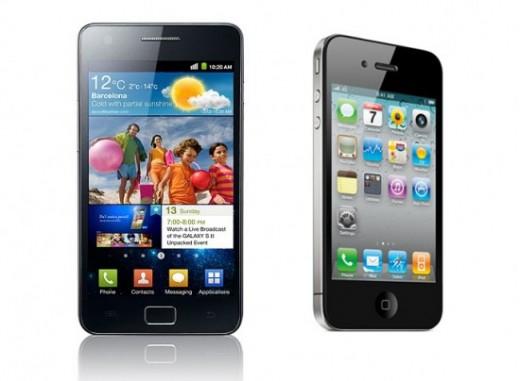 Apple und Samsung teilen sich 90 Prozent des Smartphone-Umsatzes