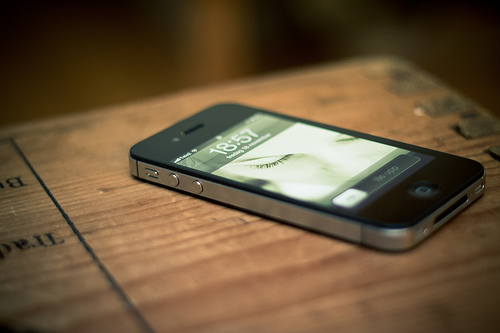 iPhone 5: Wall Street Journal glaubt an In-Cell-Touchscreen