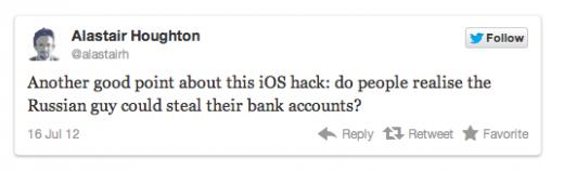 In-App-Hack scheint schlimmer als gedacht