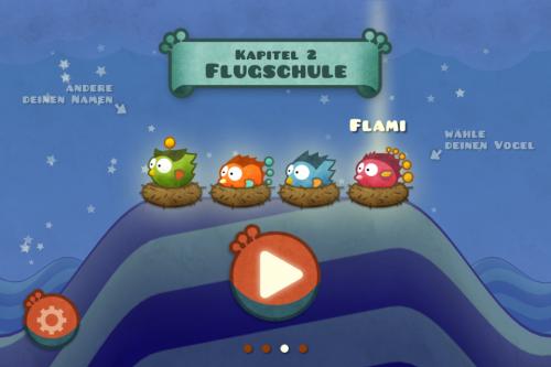 Tiny Wings 2: Kostenloses Update und iPad HD-Version erschienen