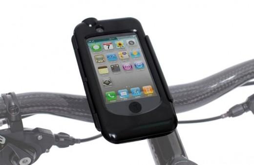 Gewinnspiel: BioLogic Bike Mount Fahrrad-Halterung für iPhone