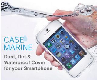 Review: Case Marine für iPhone 4(S) - bereit für den Sommer?