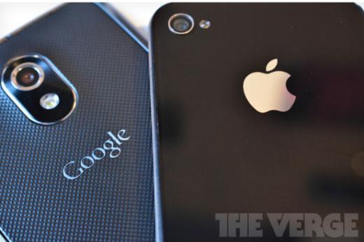 Galaxy Nexus: Google updatet sich aus Verkaufsverbot