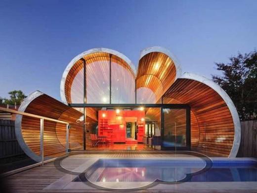 Apple iCloud-Haus: Für die Hartgesottenen Fans