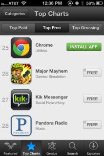 iOS 6: Gratis-Apps und Updates ohne Passwort-Eingabe installieren