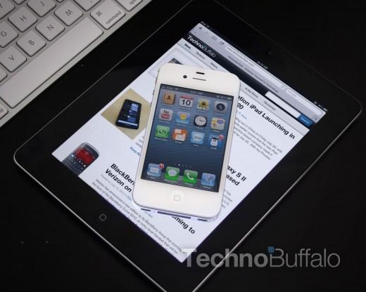 iPad mini: Mockup in der Praxis