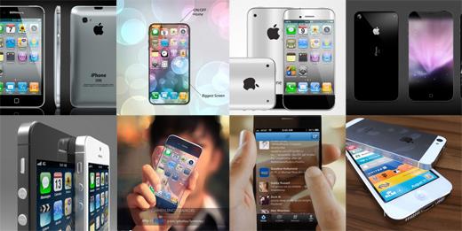 Galerie: Die 8 besten iPhone 5 Mockups und Konzepte
