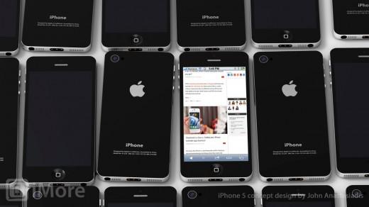 iMore: Apple wird 30-zu-19 Pin Adapter für Dock Connector für iPhone 5 anbieten (Mockup: John Anastasiadis)