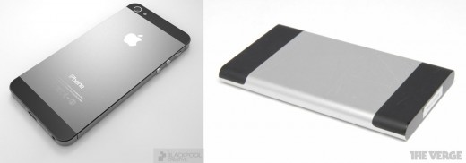 iPhone 5: Leak sieht aus wie Prototyp