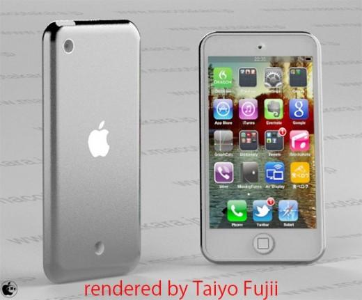 iPod Touch: Alu-Rücken, A5-Chip und 4 Zoll-Display