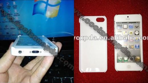 iPhone 5: Smartphone aus Foxconn-Werk mitgenommen?