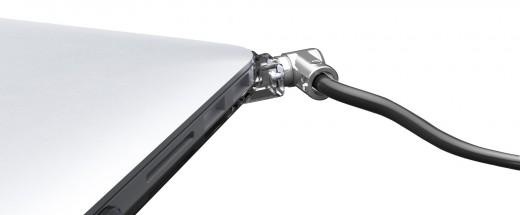 MacBook Pro Retina: MacLocks Sicherheitsschloss