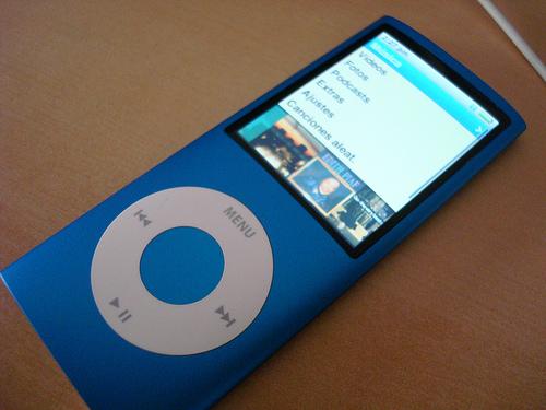 iPod nano 2012: Release mit WLAN-Modul?