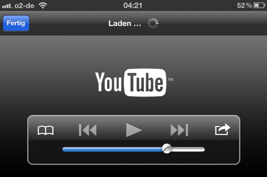 Apple iOS 6 Beta 4: YouTube-App wurde entfernt