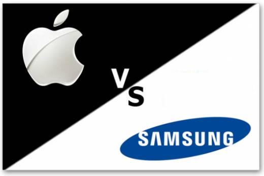 Apple vs. Samsung: Galaxy-Nutzer würden mehr zahlen