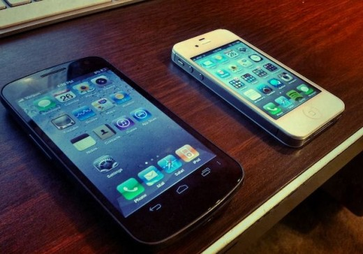 iPhone vs. Galaxy S: Apple findet belastende Dokumente