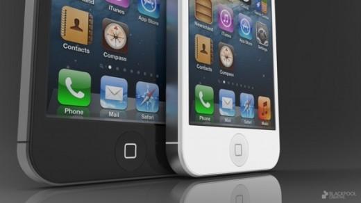 iPhone 5 mit nur 7,6 Millimetern?