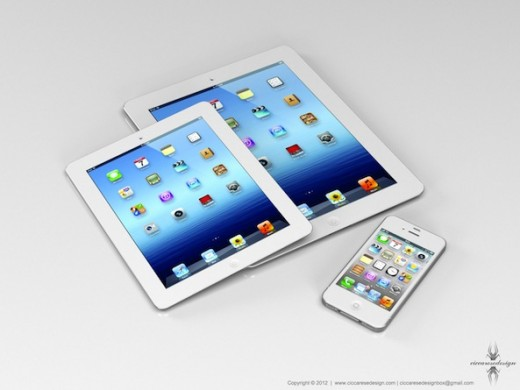 iPad mini: Produktionsstart in diesem Monat