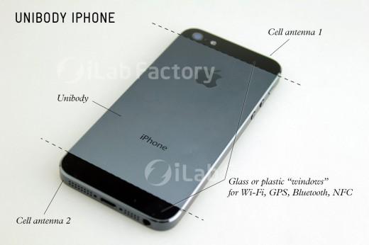 iPhone 5: Leichter und dünner durch Unibody-Gehäuse?