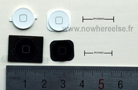 iPhone 5 Nano-SIM Karteneinschub geleakt