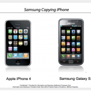 Apple vs. Samsung: Urteil Samsung hat iPhone mutwillig kopiert