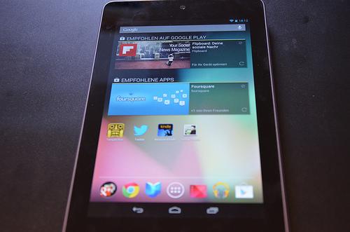 Google Nexus 7: Laut Asus nicht als 99 US-Dollar-Modell geplant