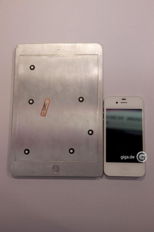iPad mini: Nächster Dummy auf IFA aufgetaucht