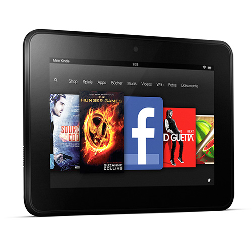 Amazon Kindle Fire (HD): Lockscreen-Werbung kann für 15 US-Dollar entfernt werden