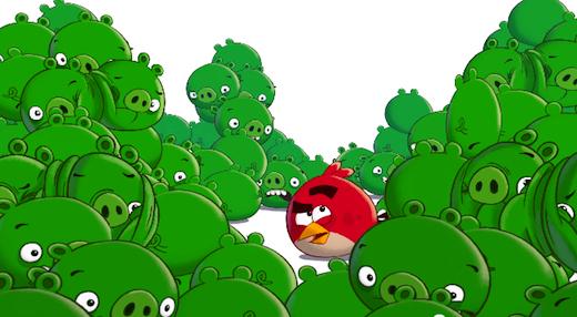 Entwickler Rovio arbeitet an Spinoff zu Angry Birds