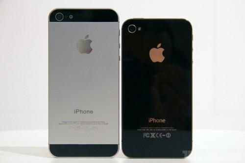 iPhone 5: Dummy auf der IFA aufgetaucht
