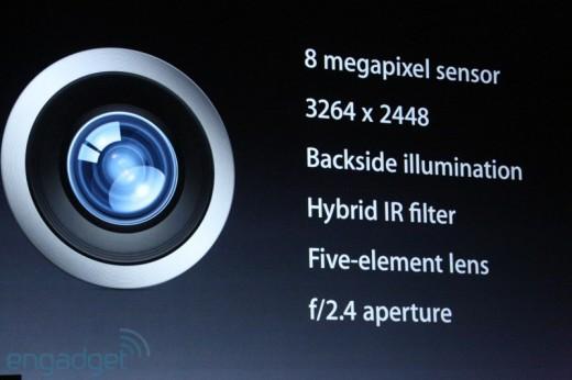 iPhone 5: Kamera und Funktionen auf einen Blick