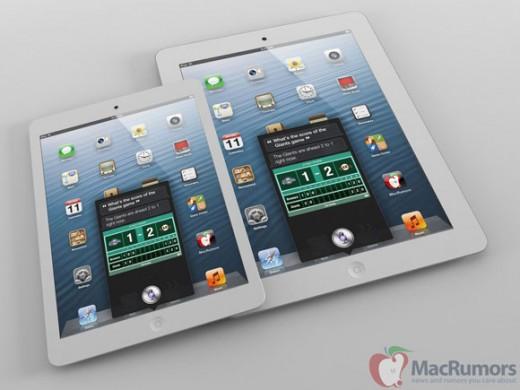 iPad mini Mockup in 3D Interactive