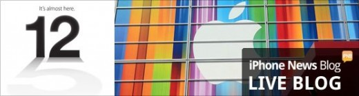 Apple's iPhone 5 Event: Live dabei mit iPhone News
