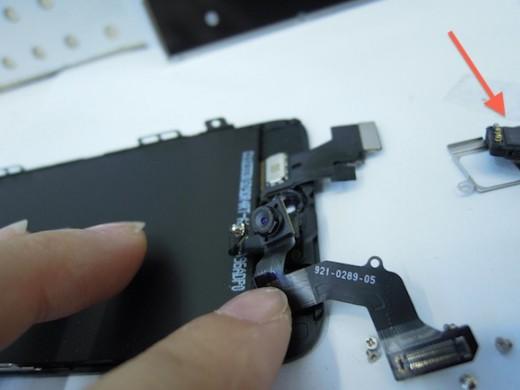 iPhone 5: NFC-Chip ist Ohrmuschel-Lautsprecher