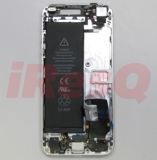 iPhone 5 Akku: Vergleich zum Vorgänger