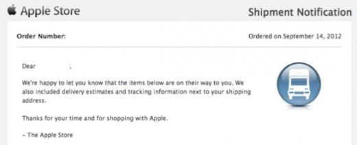 """iPhone 5: """"Späte"""" Vorbestellungen werden früher verschickt"""