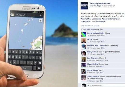 iPhone 5: Samsung macht ungewollt Werbung