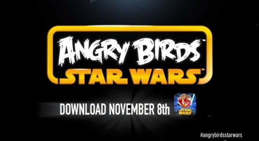 Angry Birds Star Wars: Release am 8. November 2012