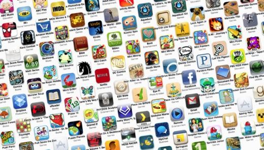 iOS 6 Apps: Größe der Apps um 16 bzw. 42 Prozent gestiegen