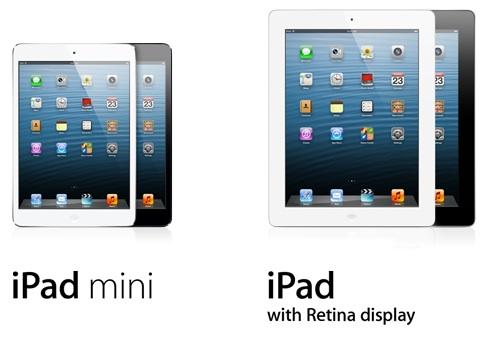 iPad mini & iPad 4: Das halten die anderen Magazine von den Tablets