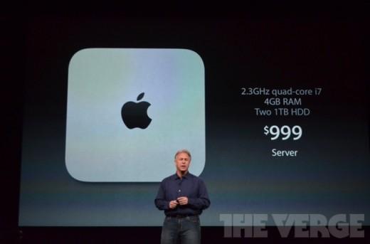 Mac mini: Viel Leistung in einer kleinen Hülle