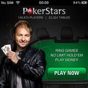 PokerStars: Poker am iPhone, überall und jederzeit