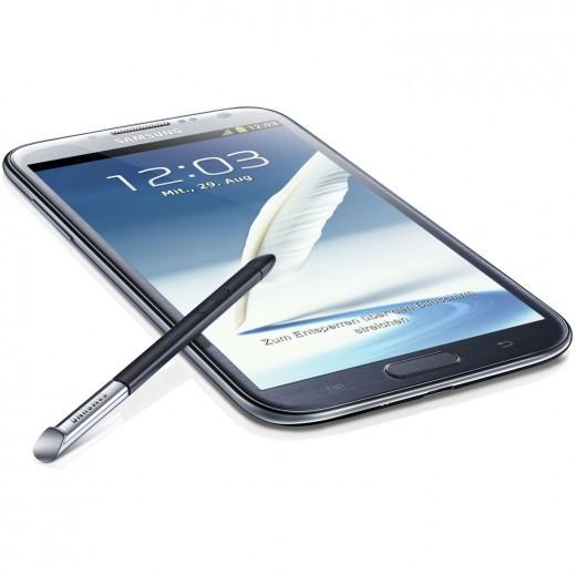 Samsung Galaxy Note 2: Mehr als 5 Millionen verkaufte Devices weltweit