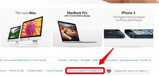 Apple vs. Samsung: Galaxy Tab-Entschuldigung wird abgeändert
