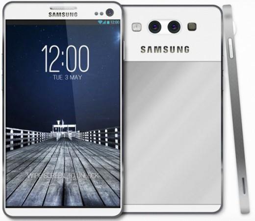 Samsung Galaxy S4: Benchmark des GT-i9400 aufgetaucht