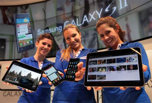 Apple vs. Samsung: Apple muss Gerichtskosten im Galaxy Tab-Verfahren zahlen